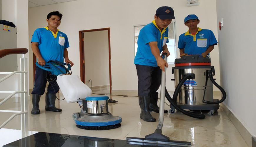 Dịch vụ vệ sinh cong nghiep